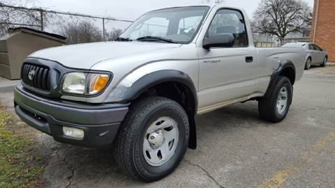 2001 Toyota Tacoma for sale at Capitol Auto Sales in Lansing MI