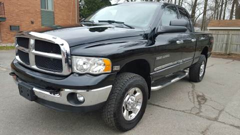 2005 Dodge Ram Pickup 2500 for sale at Capitol Auto Sales in Lansing MI