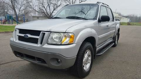 2002 Ford Explorer Sport Trac for sale at Capitol Auto Sales in Lansing MI