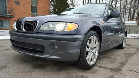 2002 BMW 3 Series for sale at Capitol Auto Sales in Lansing MI