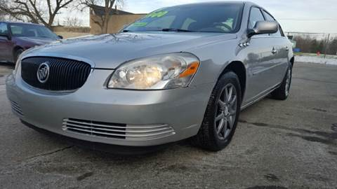 2007 Buick Lucerne for sale at Capitol Auto Sales in Lansing MI