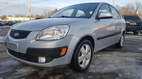 2008 Kia Rio for sale at Capitol Auto Sales in Lansing MI
