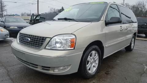 2006 Ford Freestar for sale at Capitol Auto Sales in Lansing MI