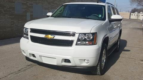 2008 Chevrolet Tahoe for sale at Capitol Auto Sales in Lansing MI
