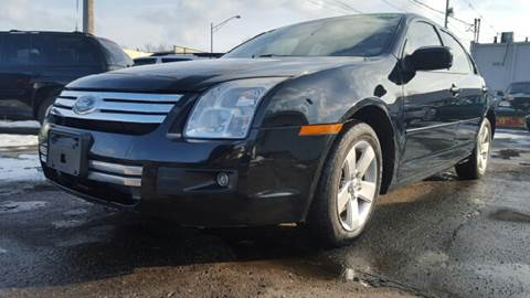 2007 Ford Fusion for sale at Capitol Auto Sales in Lansing MI