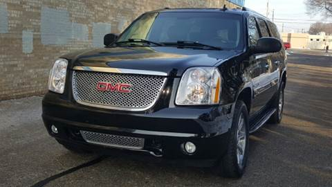 2007 GMC Yukon XL for sale at Capitol Auto Sales in Lansing MI