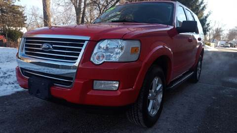 2009 Ford Explorer for sale at Capitol Auto Sales in Lansing MI