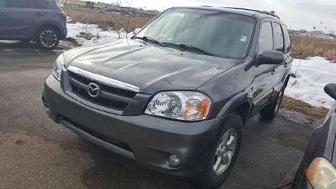2005 Mazda Tribute for sale at Capitol Auto Sales in Lansing MI