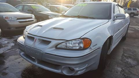 2001 Pontiac Grand Am for sale at Capitol Auto Sales in Lansing MI