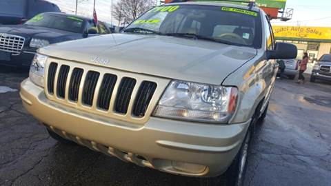 2000 Jeep Grand Cherokee for sale at Capitol Auto Sales in Lansing MI