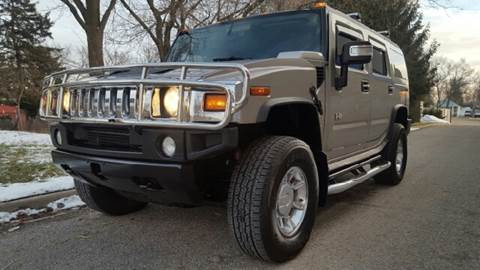2005 HUMMER H2 for sale at Capitol Auto Sales in Lansing MI