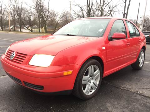 2002 Volkswagen Jetta for sale at Capitol Auto Sales in Lansing MI