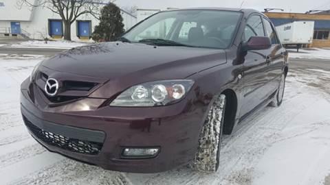 2007 Mazda MAZDA3 for sale at Capitol Auto Sales in Lansing MI