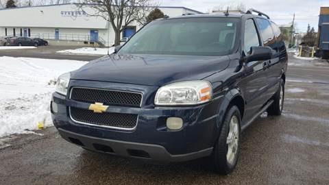2005 Chevrolet Uplander for sale at Capitol Auto Sales in Lansing MI