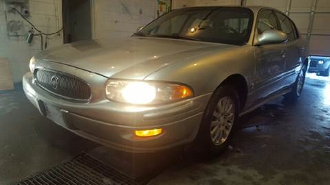 2005 Buick LeSabre for sale at Capitol Auto Sales in Lansing MI