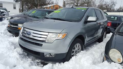 2007 Ford Edge for sale at Capitol Auto Sales in Lansing MI