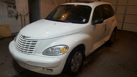 2003 Chrysler PT Cruiser for sale at Capitol Auto Sales in Lansing MI