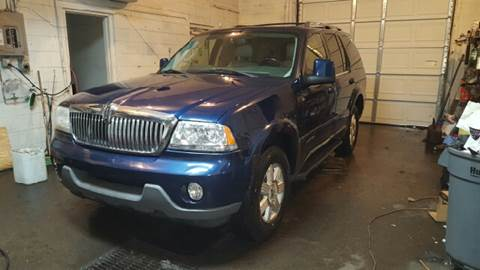 2005 Lincoln Aviator for sale at Capitol Auto Sales in Lansing MI