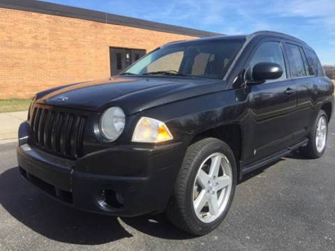2008 Jeep Compass for sale at Capitol Auto Sales in Lansing MI
