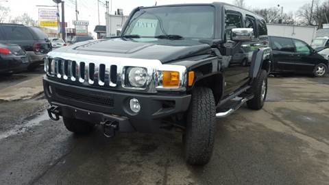 2006 HUMMER H3 for sale at Capitol Auto Sales in Lansing MI