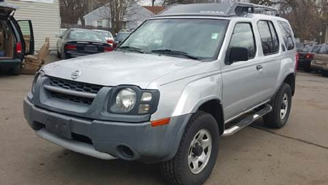 2004 Nissan Xterra for sale at Capitol Auto Sales in Lansing MI