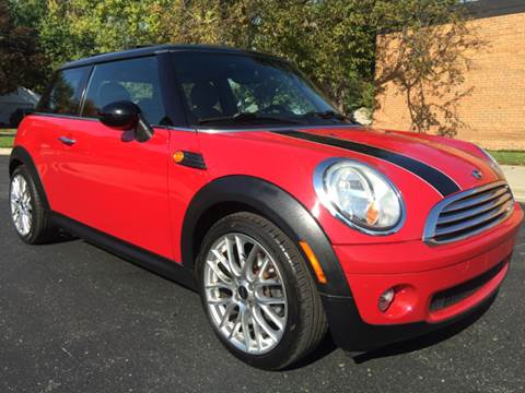 2007 MINI Cooper for sale at Capitol Auto Sales in Lansing MI