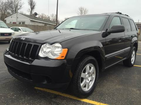 2009 Jeep Grand Cherokee for sale at Capitol Auto Sales in Lansing MI