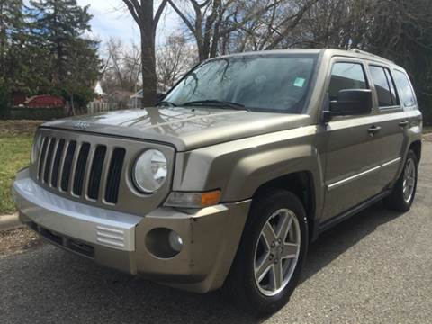 2008 Jeep Patriot for sale at Capitol Auto Sales in Lansing MI