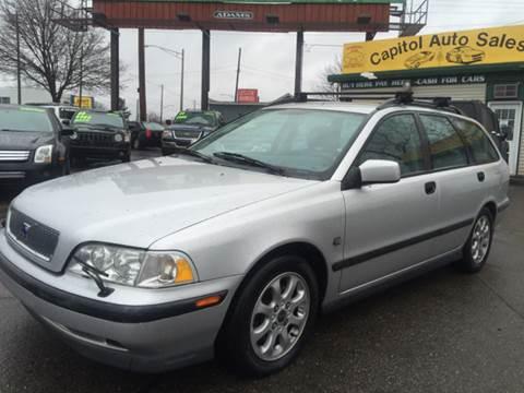 2001 Volvo V40 for sale at Capitol Auto Sales in Lansing MI