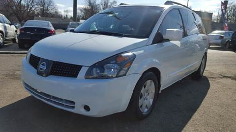 2005 Nissan Quest for sale at Capitol Auto Sales in Lansing MI
