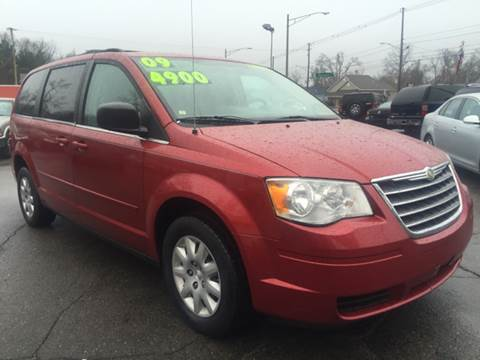 2009 Chrysler Town and Country for sale at Capitol Auto Sales in Lansing MI