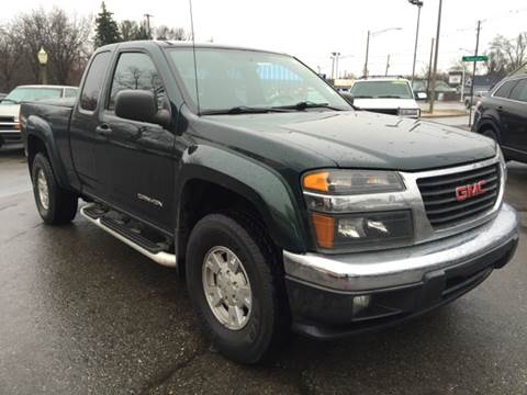 2005 GMC Canyon for sale at Capitol Auto Sales in Lansing MI