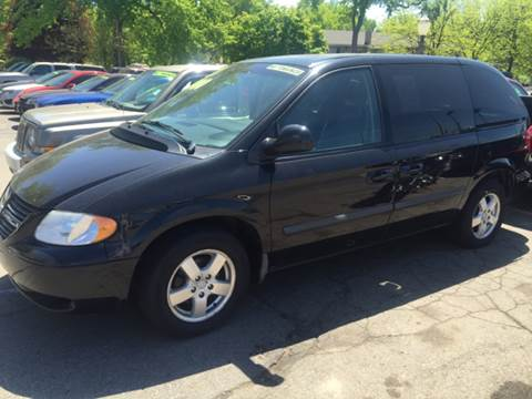 2007 Dodge Caravan for sale at Capitol Auto Sales in Lansing MI