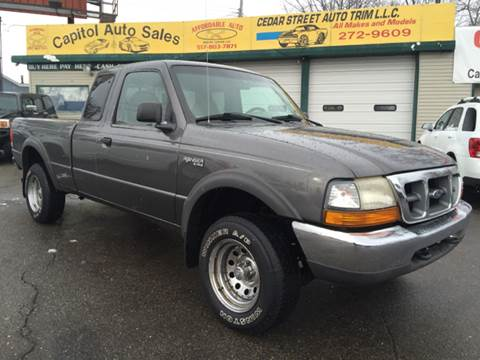 1999 Ford Ranger for sale at Capitol Auto Sales in Lansing MI