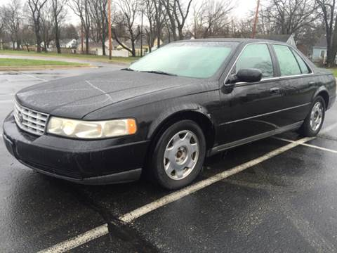 2000 Cadillac Seville for sale at Capitol Auto Sales in Lansing MI