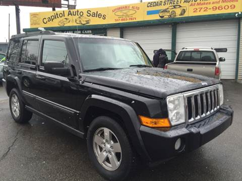 2007 Jeep Commander for sale at Capitol Auto Sales in Lansing MI