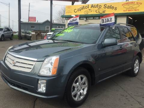 2006 Cadillac SRX for sale at Capitol Auto Sales in Lansing MI