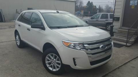 2013 Ford Edge for sale at Capitol Auto Sales in Lansing MI