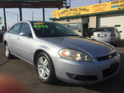 2006 Chevrolet Impala for sale at Capitol Auto Sales in Lansing MI