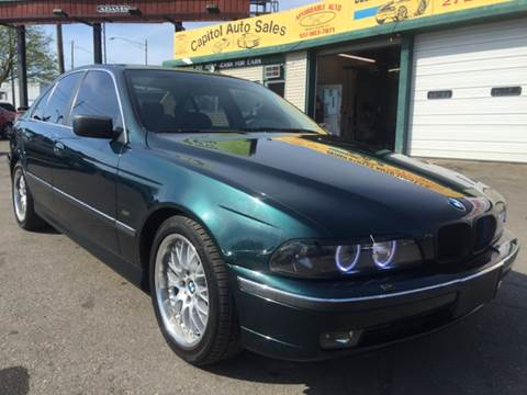 1997 BMW 5 Series for sale at Capitol Auto Sales in Lansing MI