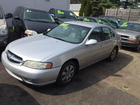 2001 Nissan Altima for sale at Capitol Auto Sales in Lansing MI