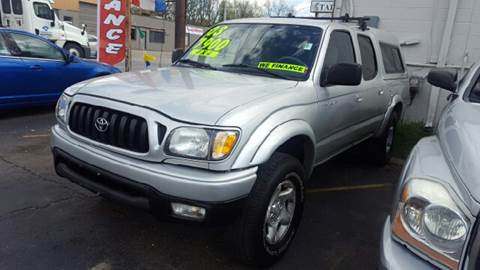 2003 Toyota Tacoma for sale at Capitol Auto Sales in Lansing MI