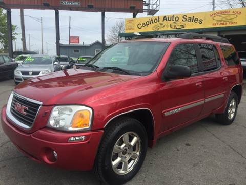 2002 GMC Envoy XL for sale at Capitol Auto Sales in Lansing MI