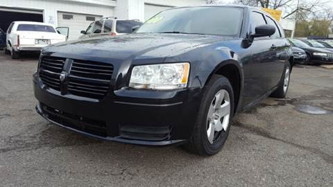 2008 Dodge Magnum for sale at Capitol Auto Sales in Lansing MI