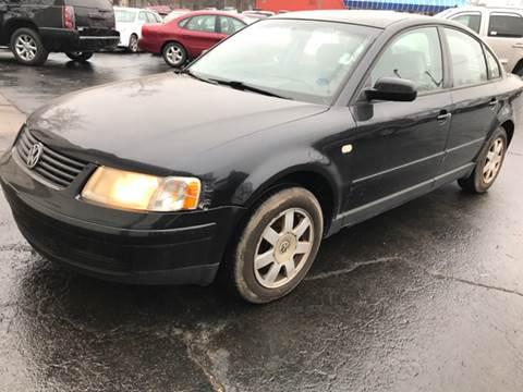 1999 Volkswagen Passat for sale at Capitol Auto Sales in Lansing MI
