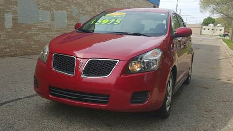 2009 Pontiac Vibe for sale at Capitol Auto Sales in Lansing MI