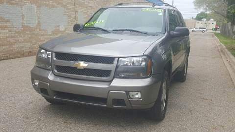 2006 Chevrolet TrailBlazer for sale at Capitol Auto Sales in Lansing MI