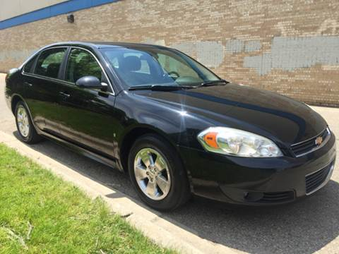 2010 Chevrolet Impala for sale at Capitol Auto Sales in Lansing MI
