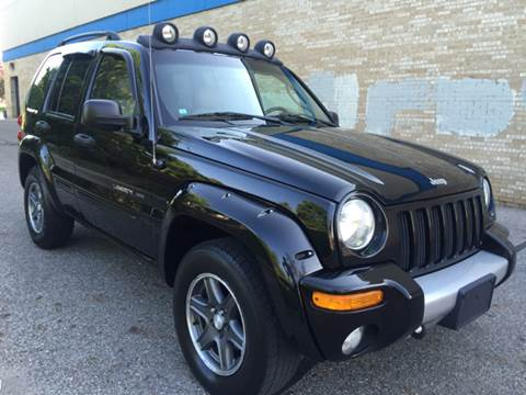 2003 Jeep Liberty for sale at Capitol Auto Sales in Lansing MI