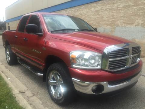 2007 Dodge Ram Pickup 1500 for sale at Capitol Auto Sales in Lansing MI